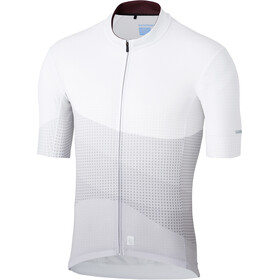 Shimano Breakaway Maillot Manches courtes Homme, white